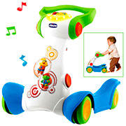 CHICCO ERGO GYM BABYJOGGING ACTIVITY MUSICAL WALKER