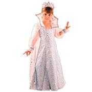 Новогодний костюм для девочки Снежная королева на Новый год