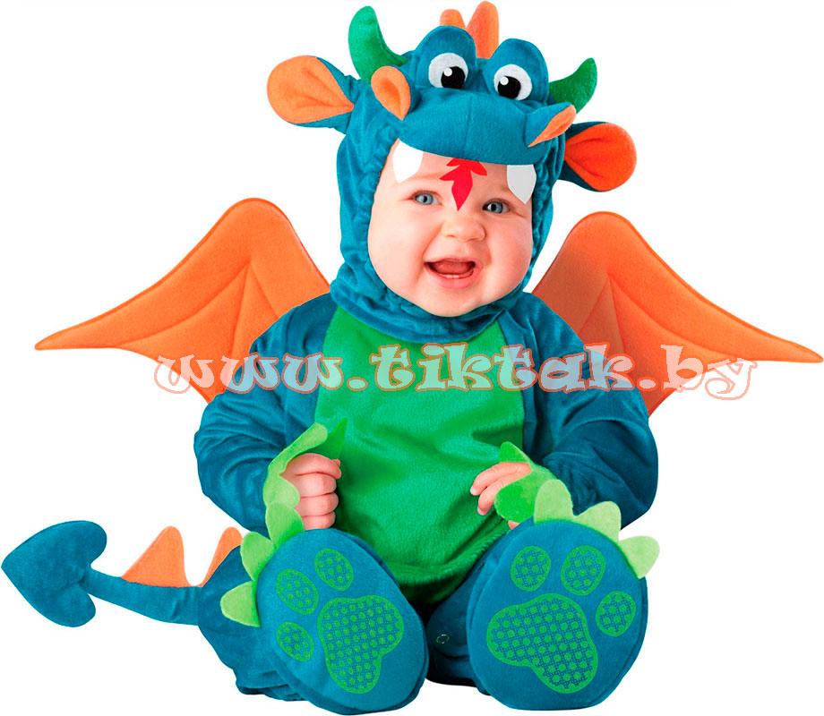 Новогодний костюм дракона фото