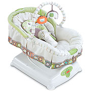 Укачивающий центр Fisher-price Soothing Motions 4 in 1