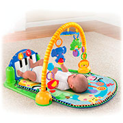 коврик Fisher-Price Discover 'n Grow Kick and Play Piano Gym ударяй и играй