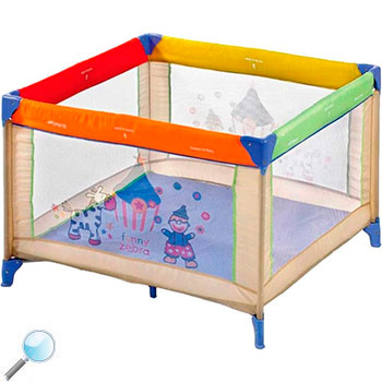 Манеж игровой Hauck Dream'n Play square