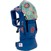 Ergo Baby Carrier FASHION LINE Twill Blue Organic